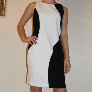 Ann Taylor sleeveless shift dress